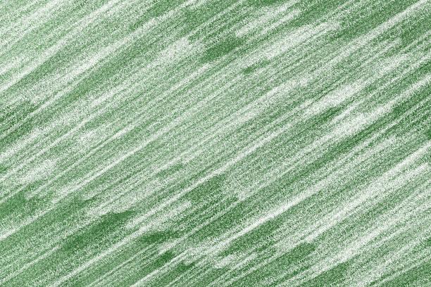Kreide auf einer Tafel hachures – Foto