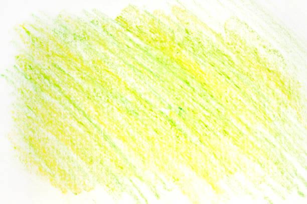 kreide textur hintergrund grunge stil. abstrakte gelbe grunge hintergrund mit holzkohle gezeichnet. - scribble stock-fotos und bilder