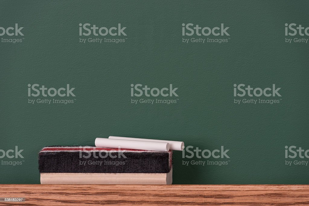 Chalkboard Background stock photo