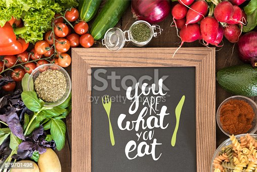 istock chalkboard with group of fresh vegetables 879701498