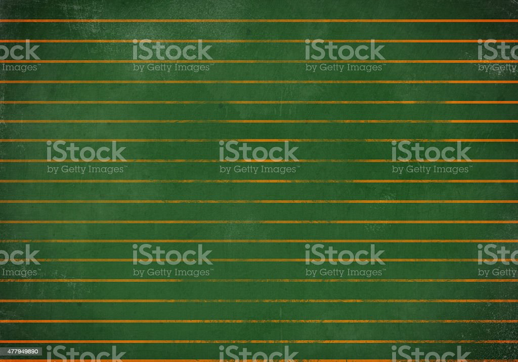 Chalkboard with Lines stock photo