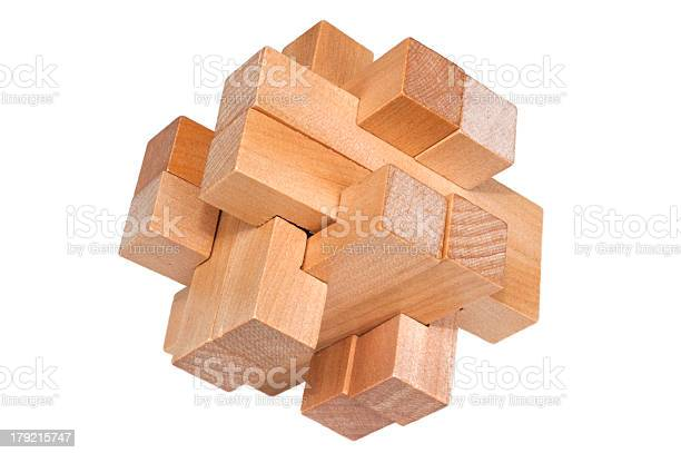 Challenging puzzle block of wooden parts picture id179215747?b=1&k=6&m=179215747&s=612x612&h=dnocohqdfxrzf1 xulxdumkait1aing5jcych ba 6w=