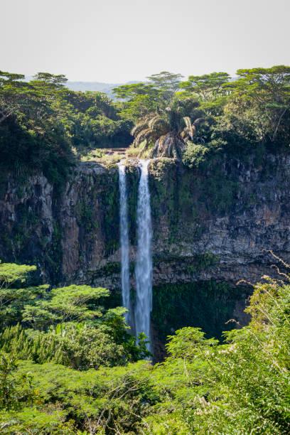 Chamarel Wasserfälle auf Mauritius, Afrika – Foto
