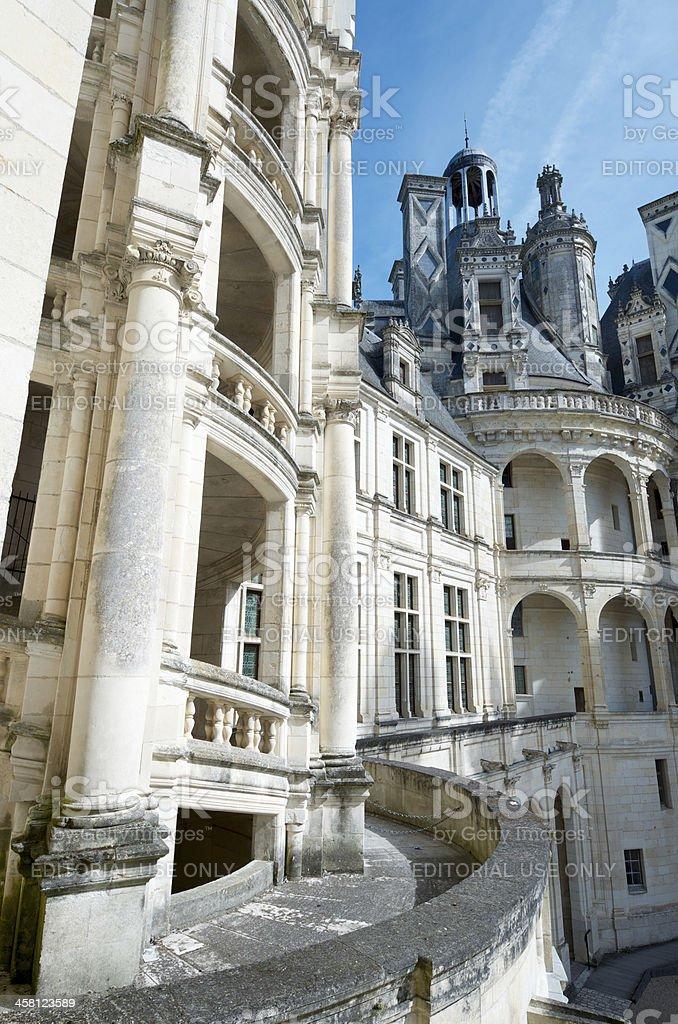 Chambord royalty-free stock photo