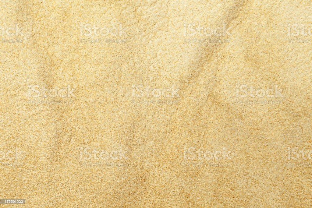 Chamois leather stock photo