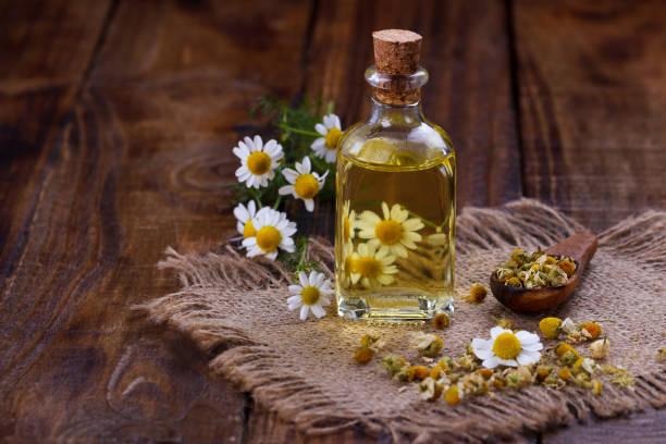 Kamille Öl Aromatherapie – Foto