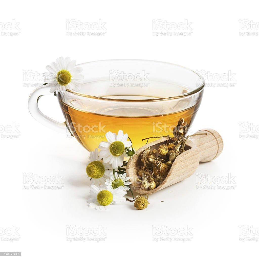 Herbata rumiankowa - Zbiór zdjęć royalty-free (Bez ludzi)
