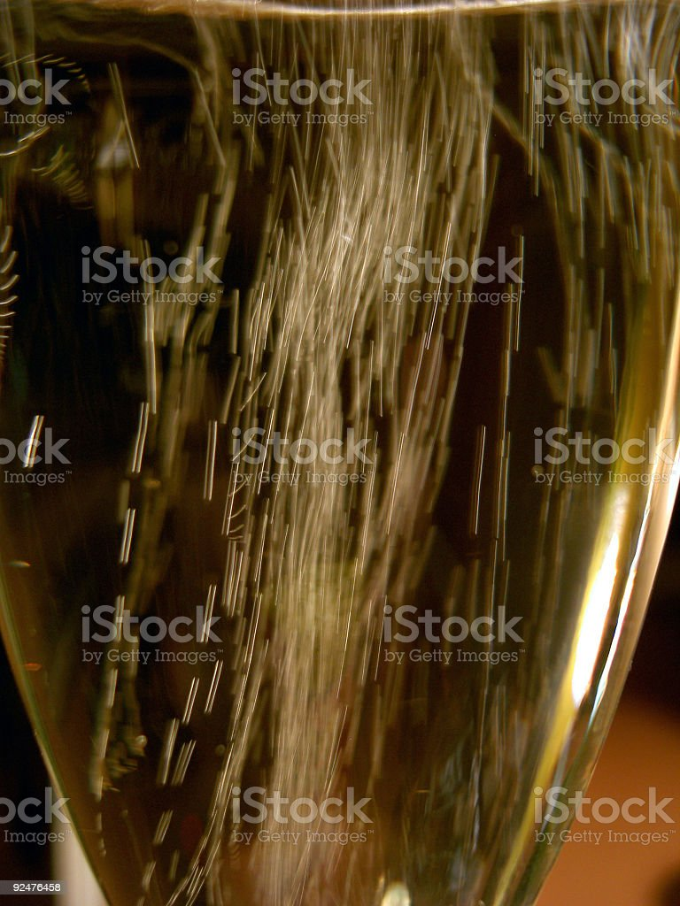 Champagne 2 royalty-free stock photo