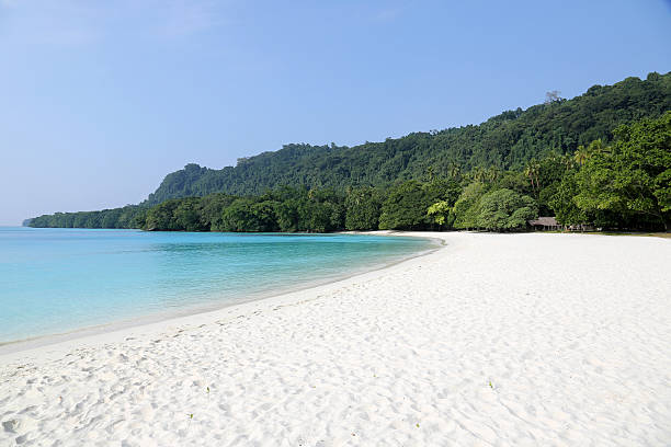 Champagne Beach, Vanuatu Champagne Beach, Vanuatu vanuatu stock pictures, royalty-free photos & images