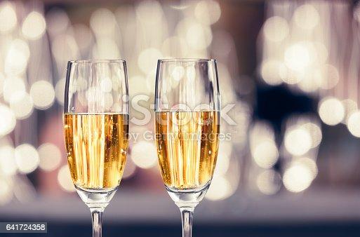 istock Champagne celebration 641724358