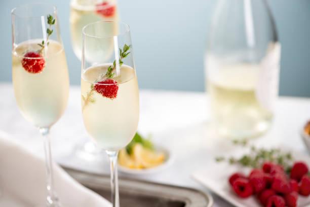 Champagner Cocktails – Foto