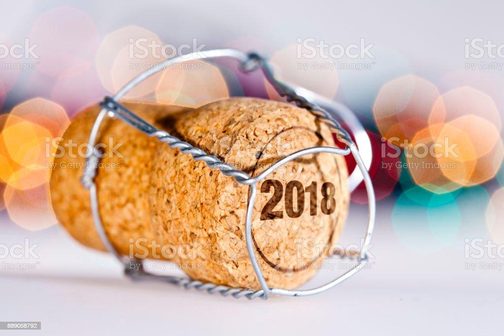 Champagne de Liège l'année 2018 2018 / nouvelle - Photo