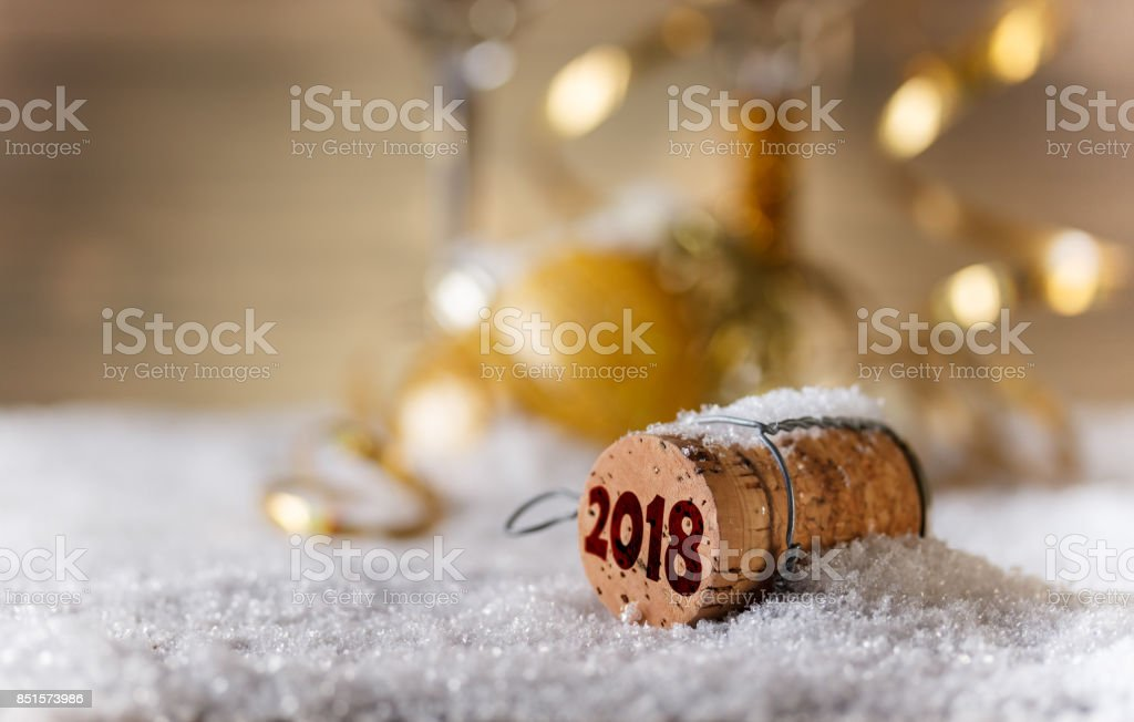 Bouteille de Champagne - Photo