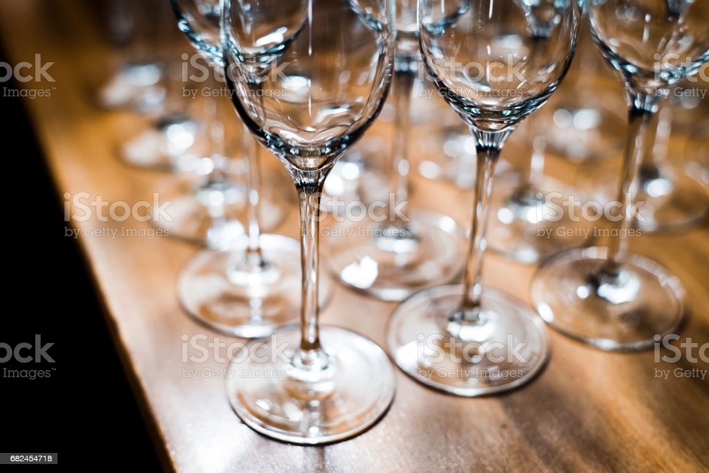 Champagne glasses royalty-free stock photo