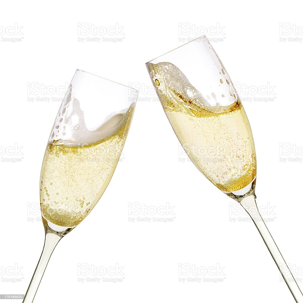 Free Images Of Champagne Glasses