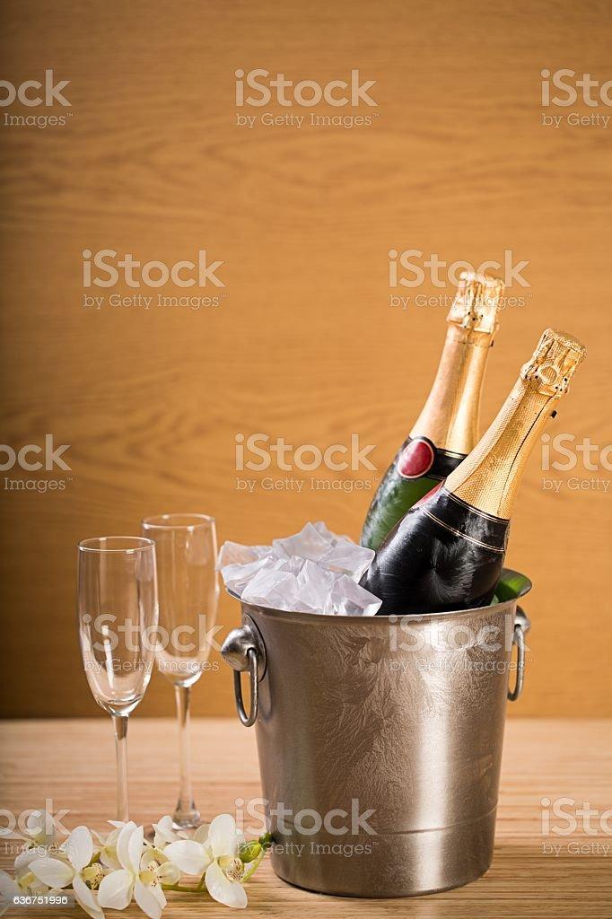 Champanhe  - foto de acervo