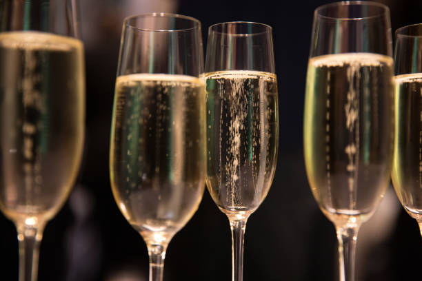 champagner - champagne stock pictures, royalty-free photos & images