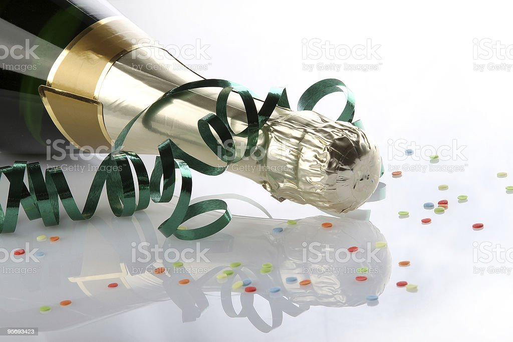 champagner royalty-free stock photo