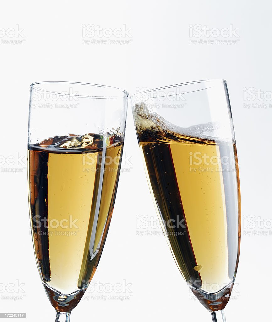 Champagne Toast Stock Photo - Download Image Now - iStock