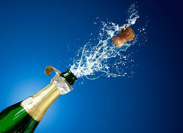 champaign stock photo