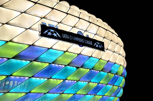 UEFA Champions League Final-Allianz Arena München, Deutschland – Foto