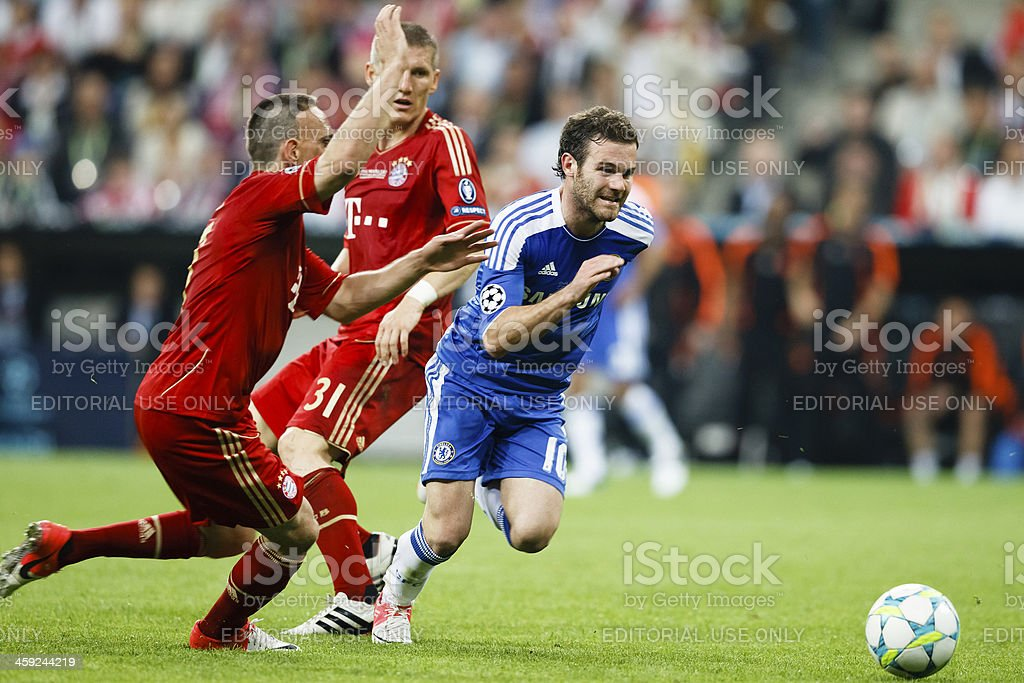 UEFA Champions League stock photo