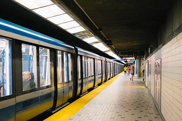 Champs-De-Mars metro Montreal