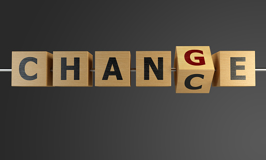 Chance to Change With Cubes