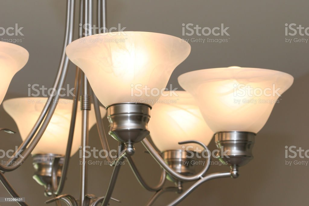 Chandelier 1 royalty-free stock photo