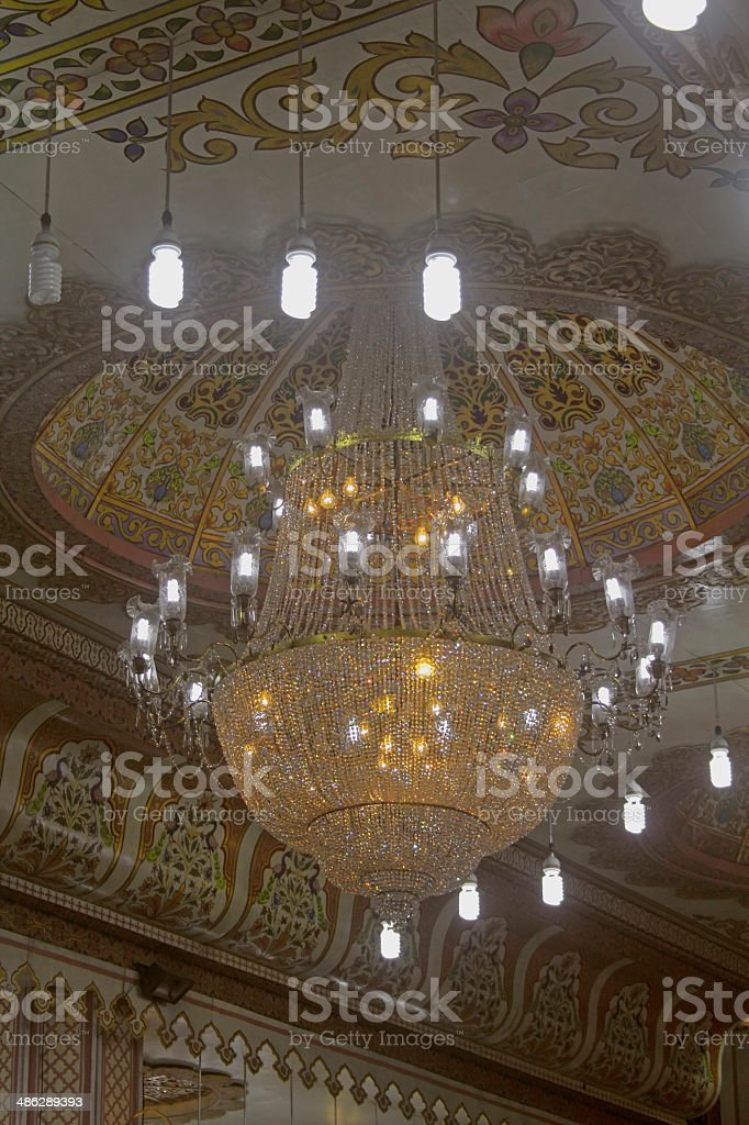 Chandelier Also Known As Jhoomar In Hindi stock photo 486289393 ...