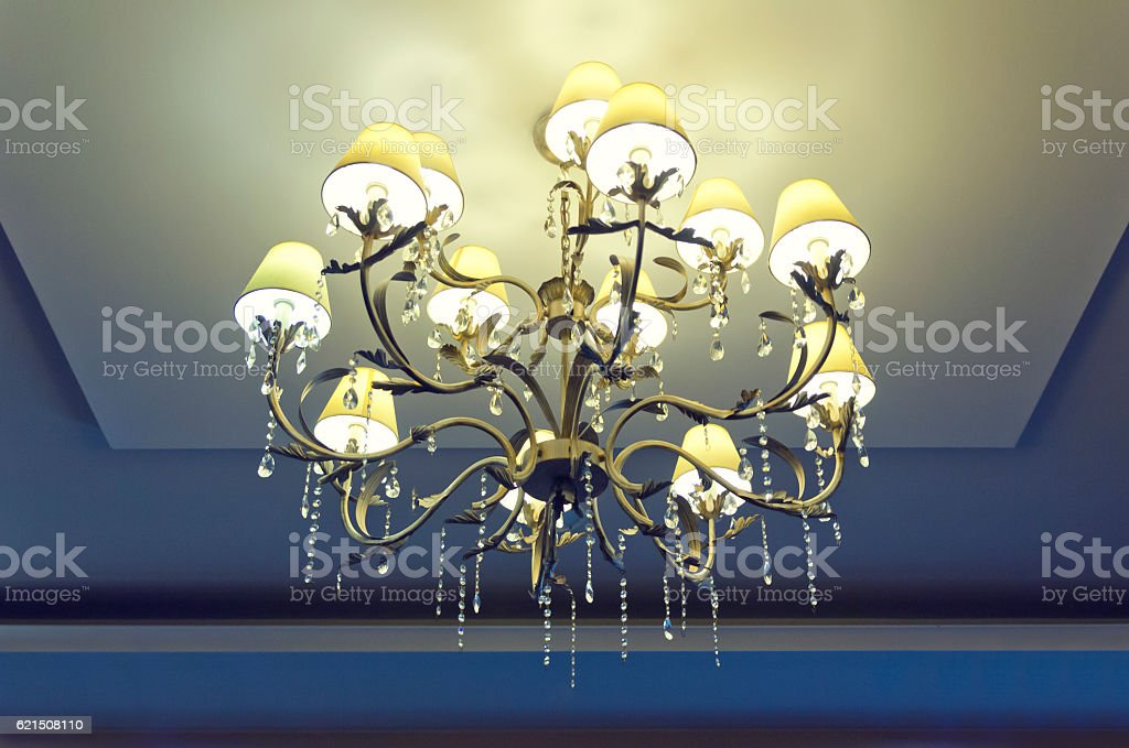 Lampadario  foto stock royalty-free