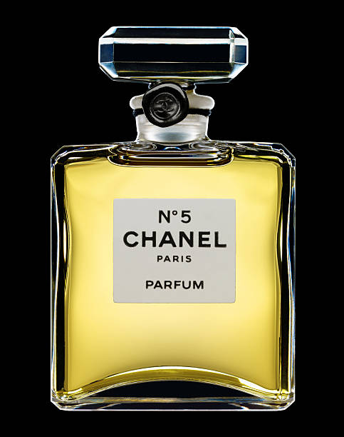 Chanel N°5 stock photo