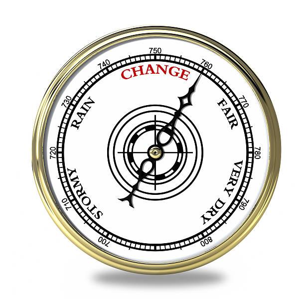 change barometer - barometer bildbanksfoton och bilder