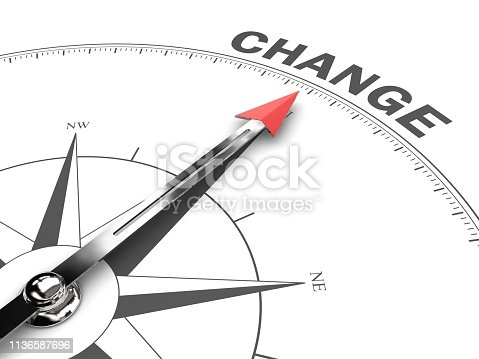 Change compass business decision target