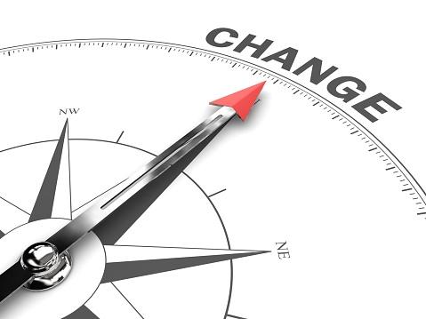 Change compass business decision target