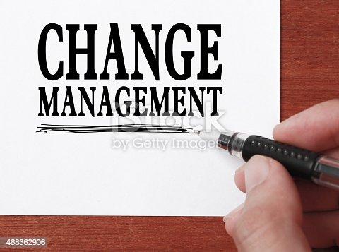 istock Change management 468362906