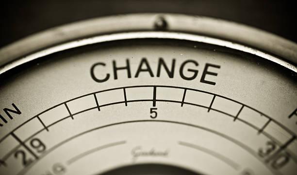 change - barometer bildbanksfoton och bilder
