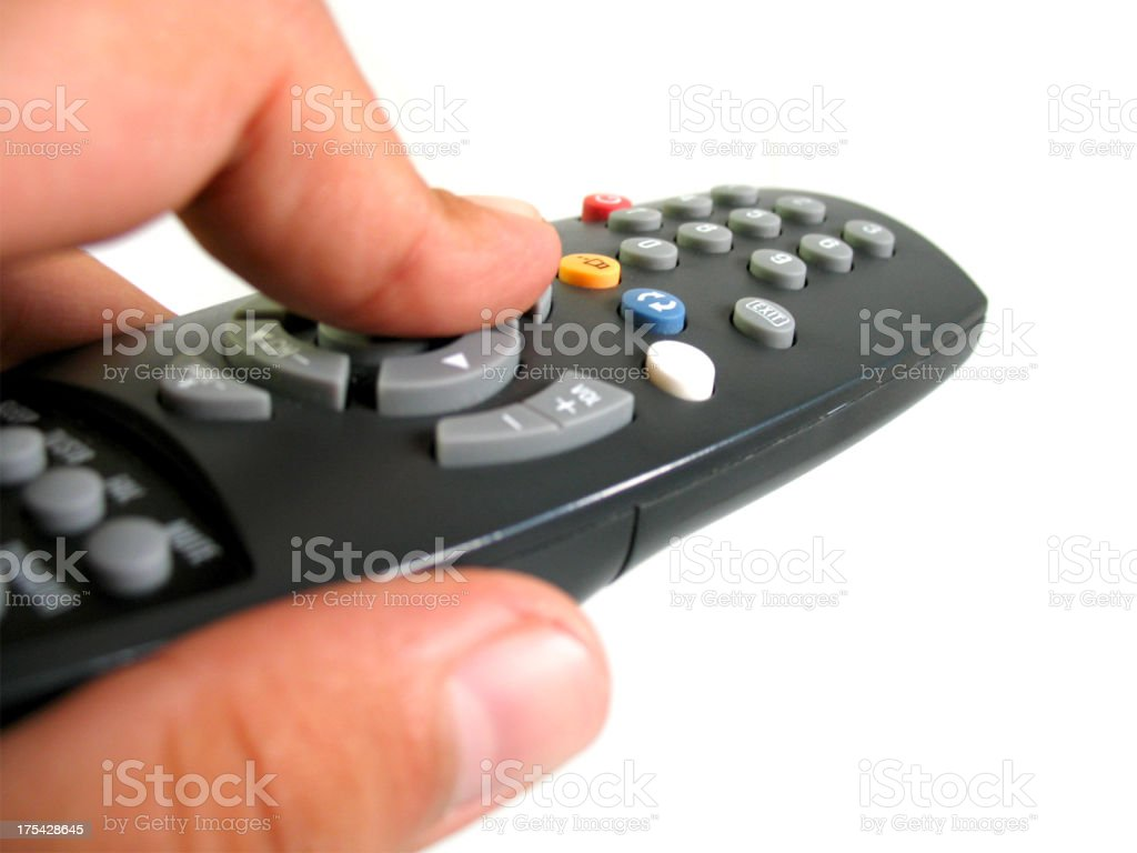 Change the Channel stock photo