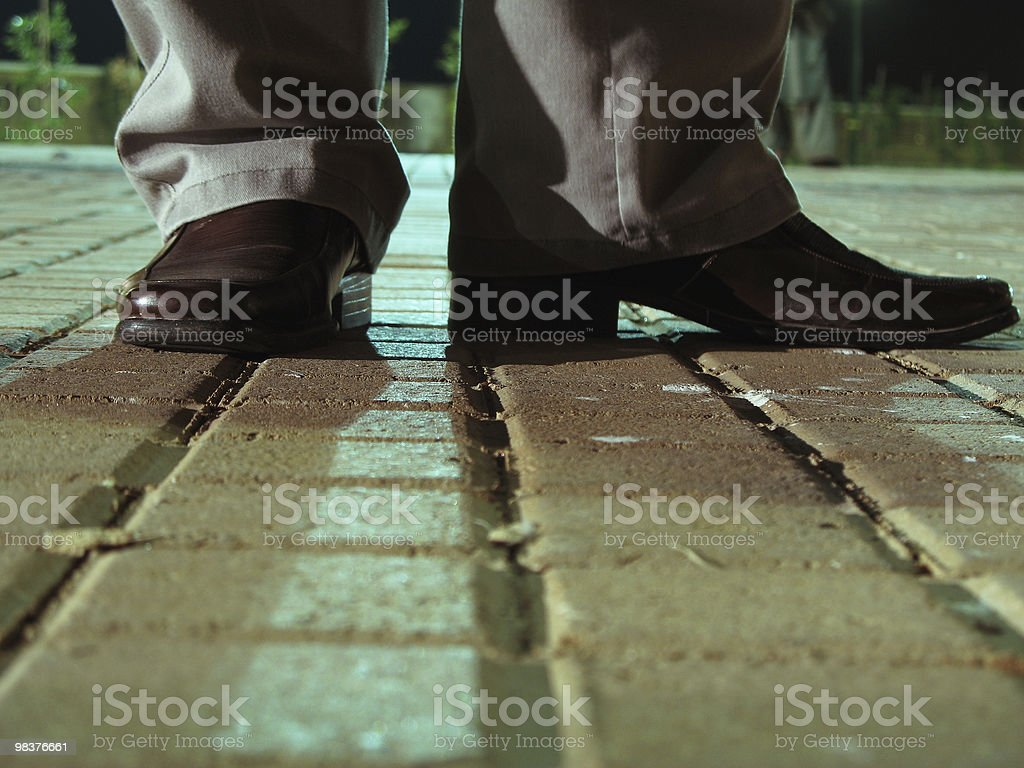 Changing Direction royalty-free stock photo