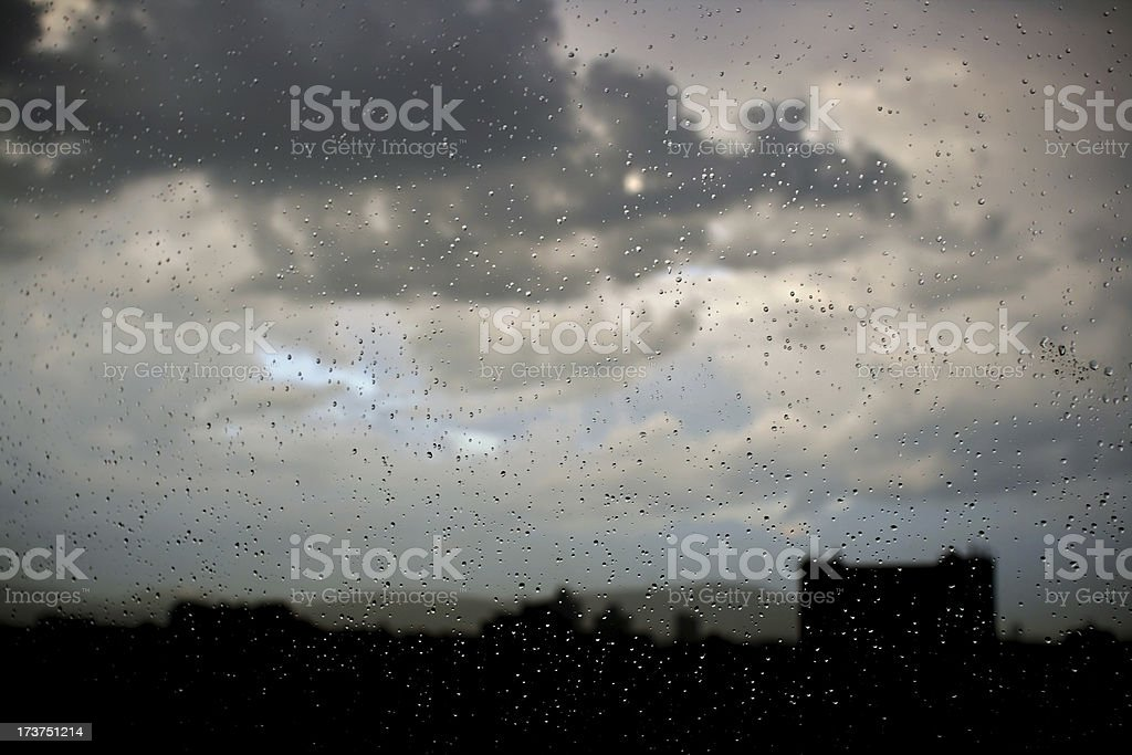 Changing Outside stock photo