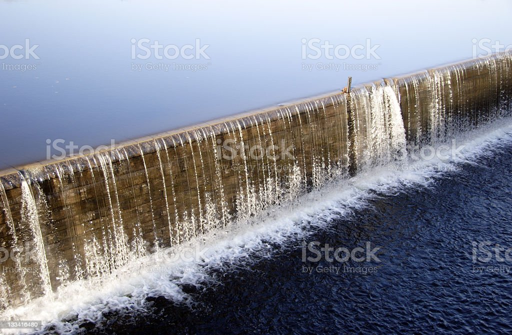 changing waters royalty-free stock photo