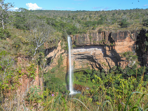 Foto de Parque Nacional Da Chapada Dos Guimarães e mais fotos de stock de América do Sul