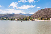 istock Chapala Lake waterfront 490852585