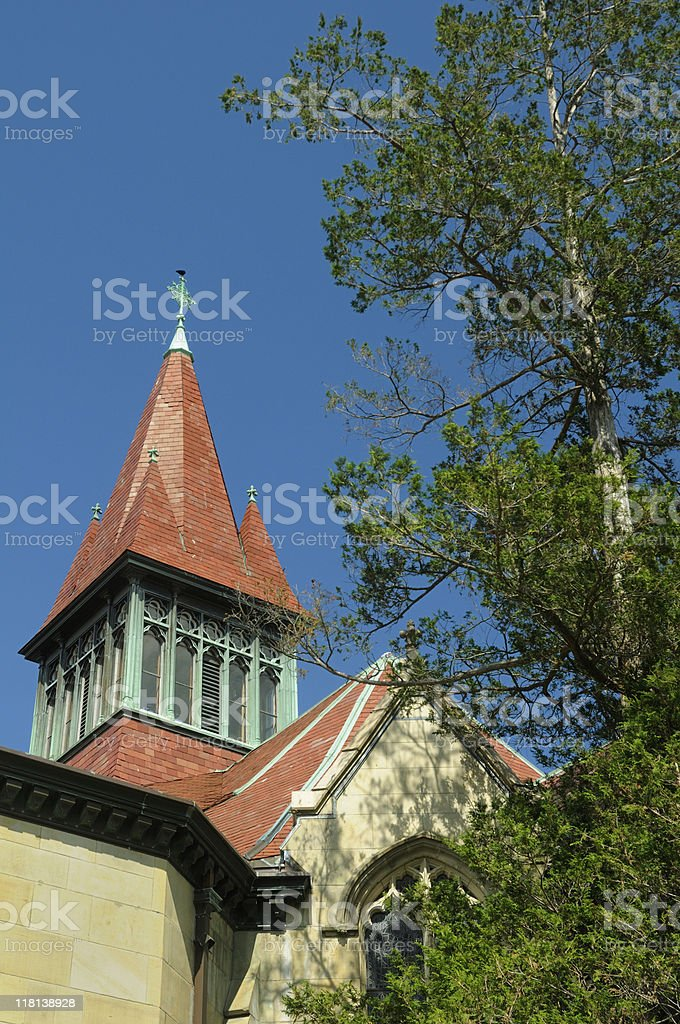 Chapel Bell Tower stock photo