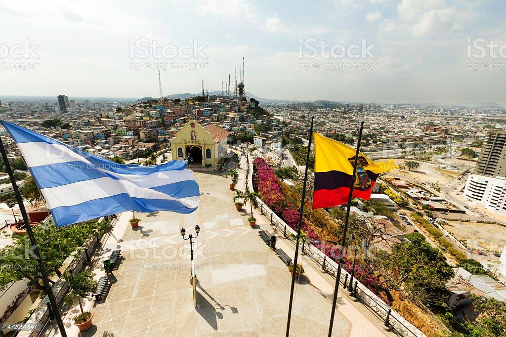 Hotel de Chapel hill en Guayaquil - foto de stock