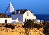 Chapel of Nossa Senhora da Rocha - Alporchinhos, Algarve, Portugal