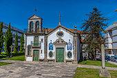 Capela das Almas in Viana do Castelo in Portugal