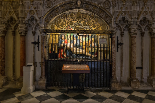Chapel of the Lying Christ