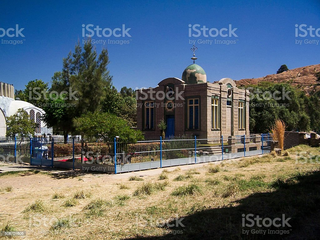 Chapel of the Tablet stock photo