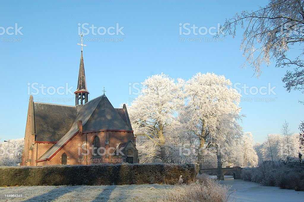 chapel stock photo
